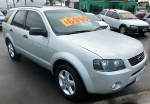 2005 Ford Territory TS with 110000KM ONLY!! 4 Speed Sports Automatic Wagon Cheltenham Kingston Area Preview