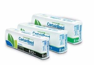 Beat the Carbon Tax with CertainTeed fiberglass insulation At Edmonton's Lowest Prices