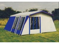 Suncamp 6 berth Cottage Frame tent