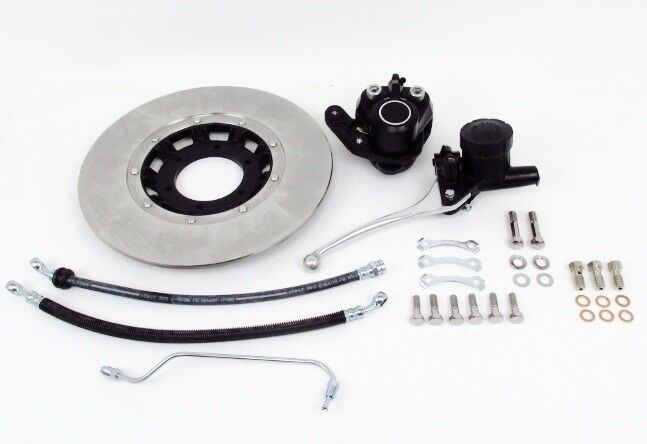 Complete Right Side Brake Set - Z1