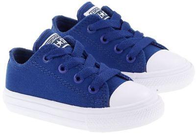 Converse Kleinkinder Chuck Taylor 2 All Star Ox Sportschuhe Kinder Schuhe - Blau