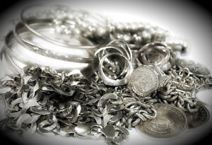 I am looking for scrap Silver or Gold