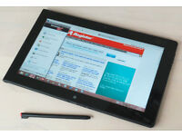 "Lenovo ThinkPad Tablet 2 10.1"" 64GB WiFi , Camera"