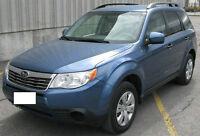 2009 Subaru Forester SUV, Crossover