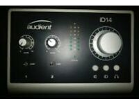 Audient id14 Audio Interface