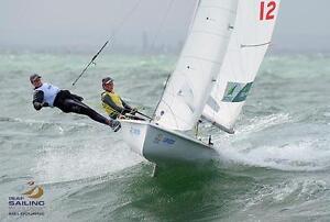 470 Sailing Dinghy