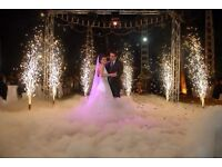 Special Effects for Weddings