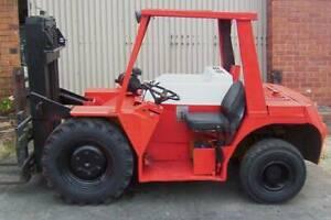 Manitou 4x4 2000kg All Terrain Diesel Forklift Arndell Park Blacktown Area Preview