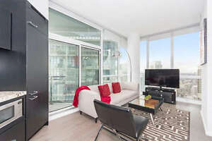 ✿ MOVE IN TODAY ~ Furnished ✿1 Bed /1 Bath YORKVILLE Penthouse ✿