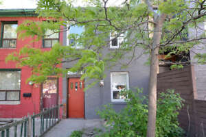 3BR House, close to Bellwoods, Queen Street