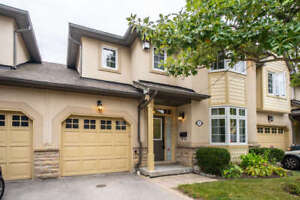 Beautiful townhome with upgraded finishes!1566 Clarkson Rd N.#11