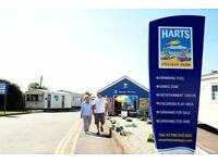 Static Caravan Isle of Sheppey Kent 2 Bedrooms 6 Berth ABI Ambleside 2018 Harts