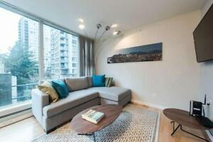 $2300 / 1br - 600sft - Yaletown 1 Bedroom Furnished Gem - Sept15