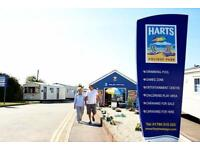 Static Caravan Isle of Sheppey Kent 3 Bedrooms 8 Berth ABI Hathaway 2003 Harts