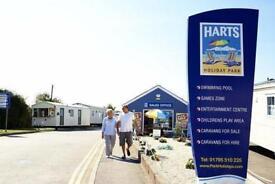 Static Caravan Isle of Sheppey Kent 2 Bedrooms 6 Berth ABI Especialle 2012 Harts