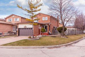 Renovated Upgraded Detached House City Centre Mississauga!