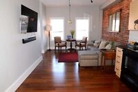2 Bedroom Suite in Downtown Kingston with views of Lake Ontario