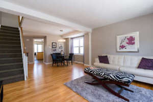 Central Beautifully Renovated Townhome