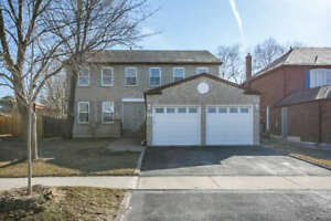 Prestigious Unionville Family Home for Slae with Large LOT!