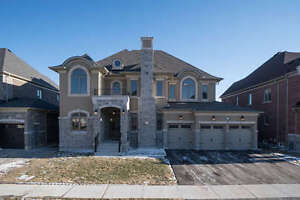 Brand New Detached Home in King City backing onto Ravine