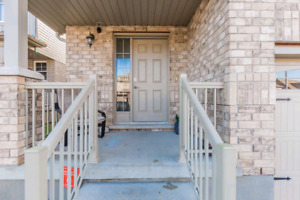 Best deal gorgeous Semi detached for sale in Guelph East end