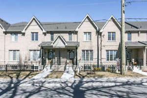 Stunning, upgraded, NEW townhome for sale