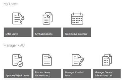 Leave Tracking web and mobile app in SharePoint (365/on-premise)