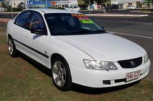 Why not Finance this Auto Family Car? .. 2002 Holden Commodore Westcourt Cairns City Preview