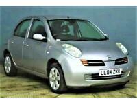 2004 Nissan Micra 1.4 Automatic 38000 Miles. ULEZ Free. Part X OK . Cheap on Fue