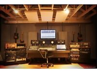 Fully Soundproofed Recording/Rehearsal Studio available to Rent in East London with bills included!