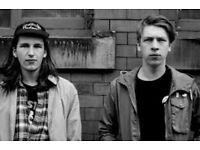 Drenge Tickets. The Leadmill, Sheffield. 31st October 2016.
