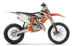 KTM 85 SX SMALL WHEEL - 2022 - TAKING ORDERS NOW!