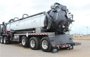 2014Camex Semi Vac Trailer