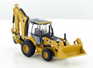 HO 1:87 Norscot Caterpillar Cat 450E BACKHOE LOADER # 55263 NEW IN BOX