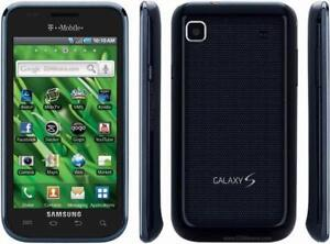 UNLOCKED SAMSUNG GALAXY S SGH-T959D ANDROID DÉBLOQUÉ TOUCH CELLPHONE HSPA GSM TOUCHSCREEN CAMERA 5MP VIDEO 16GB MEMORY