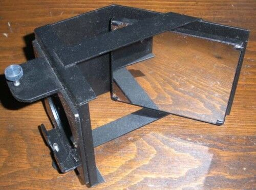 KODAK SLIDE PROJECTOR KIT TO PROJECT AT  RIGHT ANGLE
