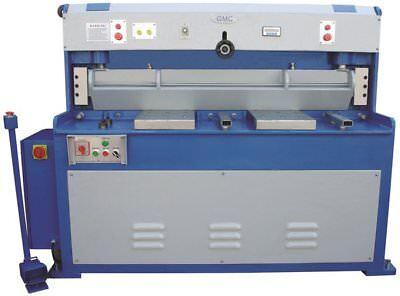 New Gmc Hs-0625e 6 X 14 Hydraulic Shear