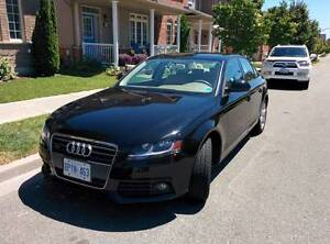 2009 Audi A4 QUATTRO TURBO CHARGED SINGLE OWNER +SERVICE HISTORY