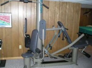 Vectra on-line 1270 exercise machine