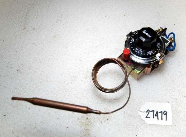 Robert Shaw Thermostat Control 60-250 Deg. (Inv.27479)