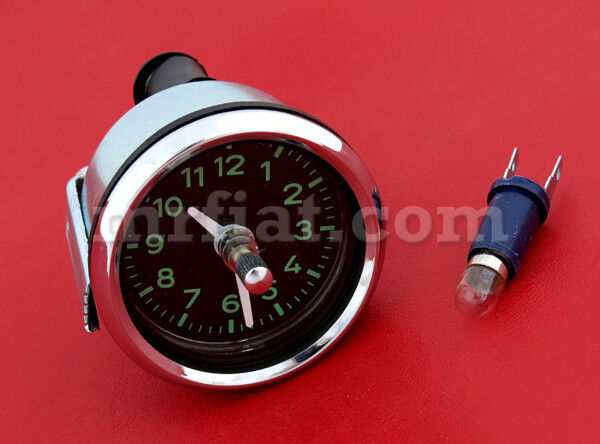 For Porsche 356 Quartz Dash Clock Vdo Style 1950-65 New