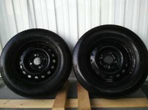 Michelin Defender Tire XGT4 with rims [2 units]