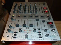 Behringer DJX700,  Professional 5-Channel DJ Mixer with Multi-FX