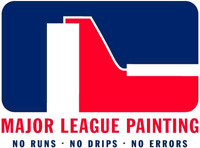 MAJOR LEAGUE PAINTING