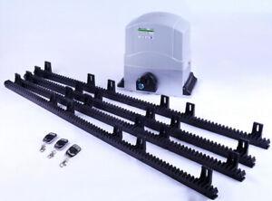Auto Slide Sliding Gate Opener Automatic w 4m Rail 1200KG