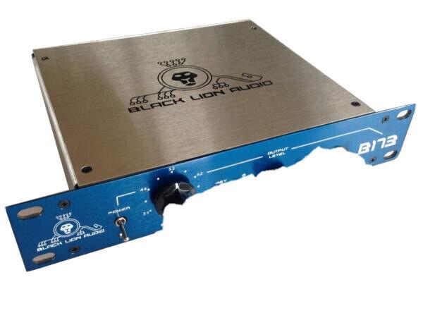 Black Lion Audio BLA Neve Clone Model  B173. Great Condition  Classic Tone