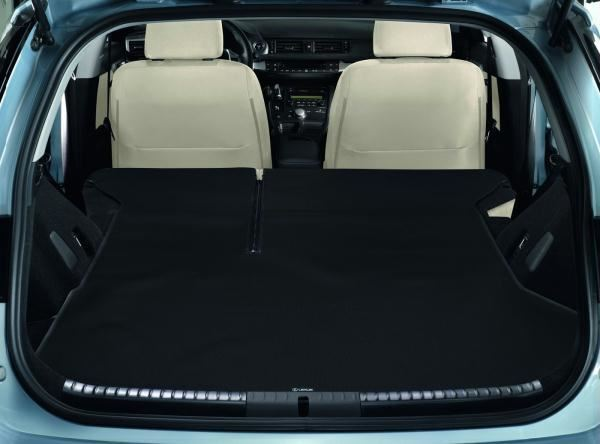 Genuine Lexus CT200h Boot Trunk Mat Liner (2010-2013) - 0821376830C0