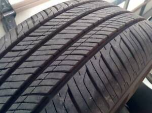 4XNEW KELLY CHARGER GT 205 55 16 SUMMER TIRE USED 1 SEASON USA