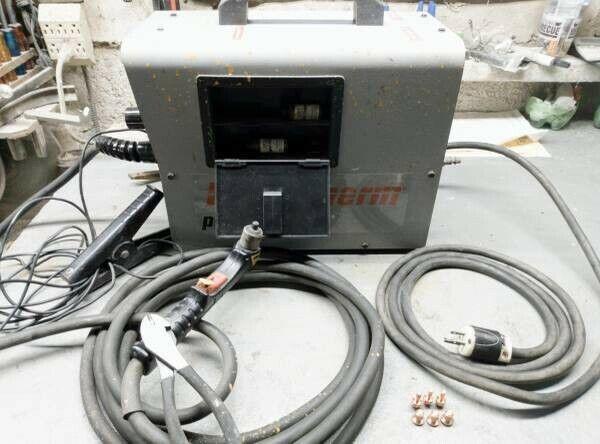 HYPERTHERM 380 PLASMA CUTTER 120/240VAC input- 14-28 AMP