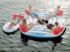 Connelly Dock King Floatie
